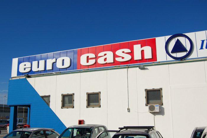 Insegna Euro Cash