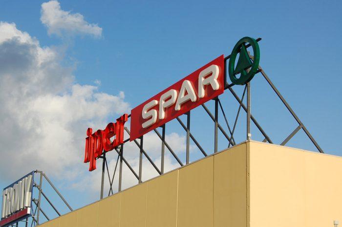 Insegna Iper Spar